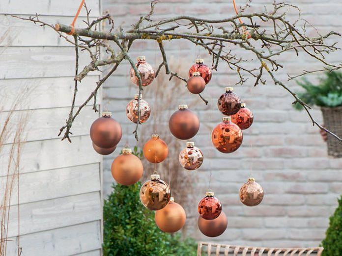 Ideen für die Weihnachtsdekoration