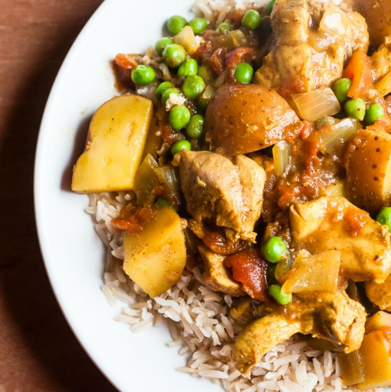 What We Re Reading Quick Slow Cooking: Quick And Easy Slow Cooker Chicken Curry