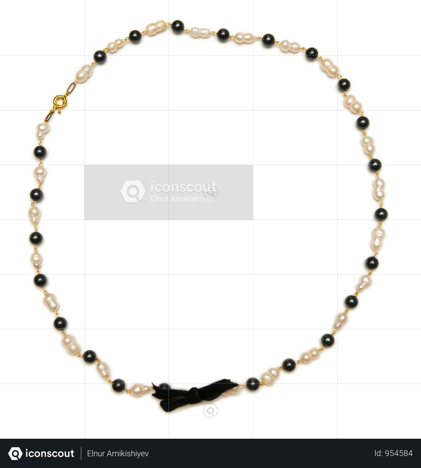 Premium Nice Necklace Isolated On White Background Photo Download In Png Jpg Format Cool Necklaces White Background Photo Photo Jewelry