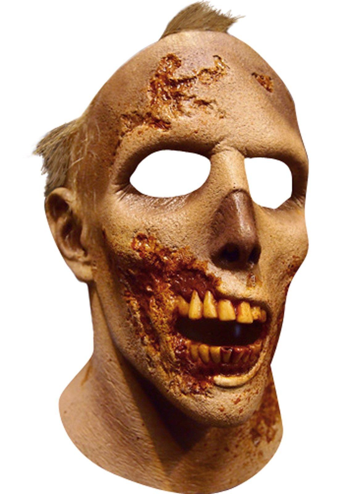 DAY OF THE DEAD EYE MASK Living Dead Zombie Walker Halloween Fancy Dress Cosplay