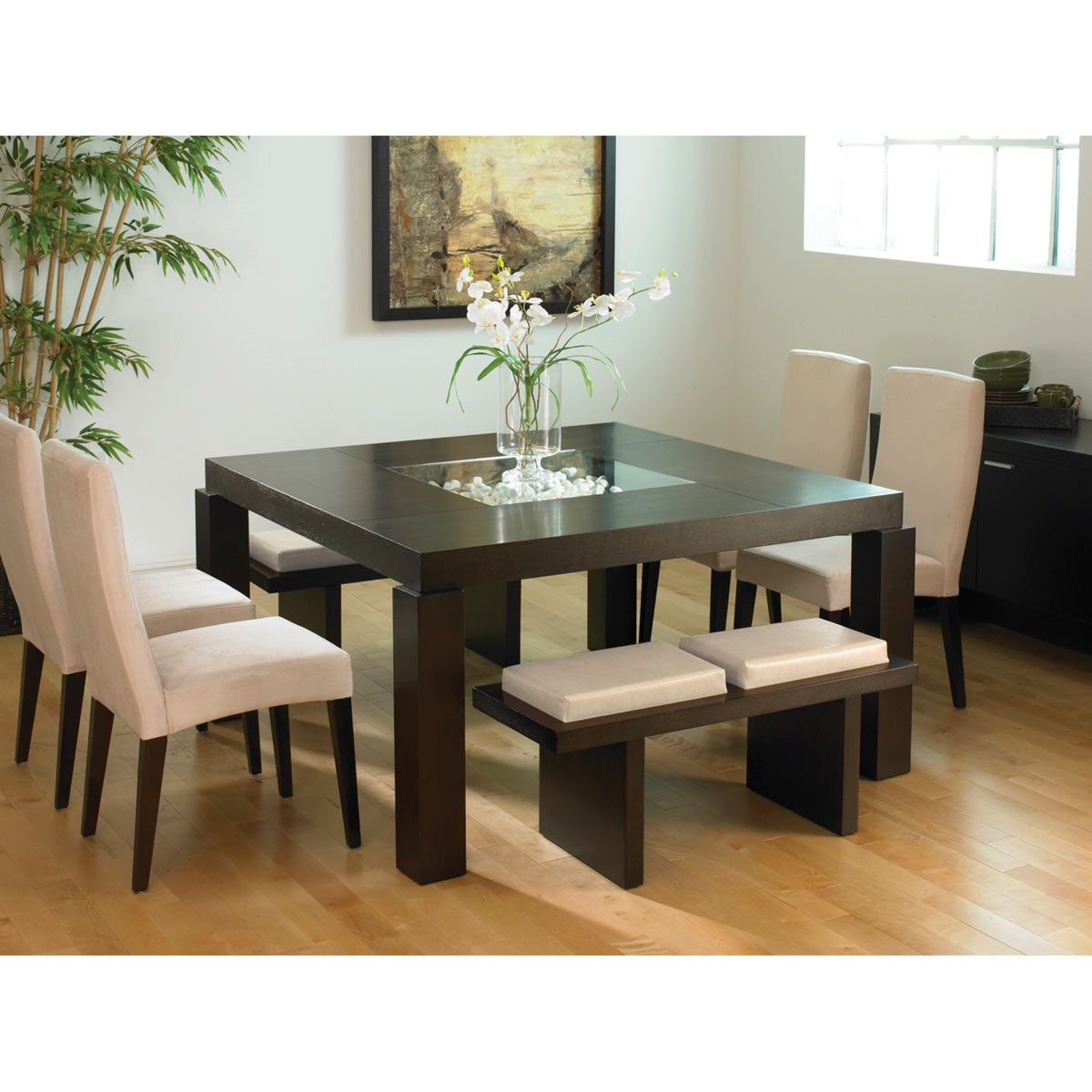 Elegant Dining Room Sets: 5pc Dining/comitia Molina In 2019