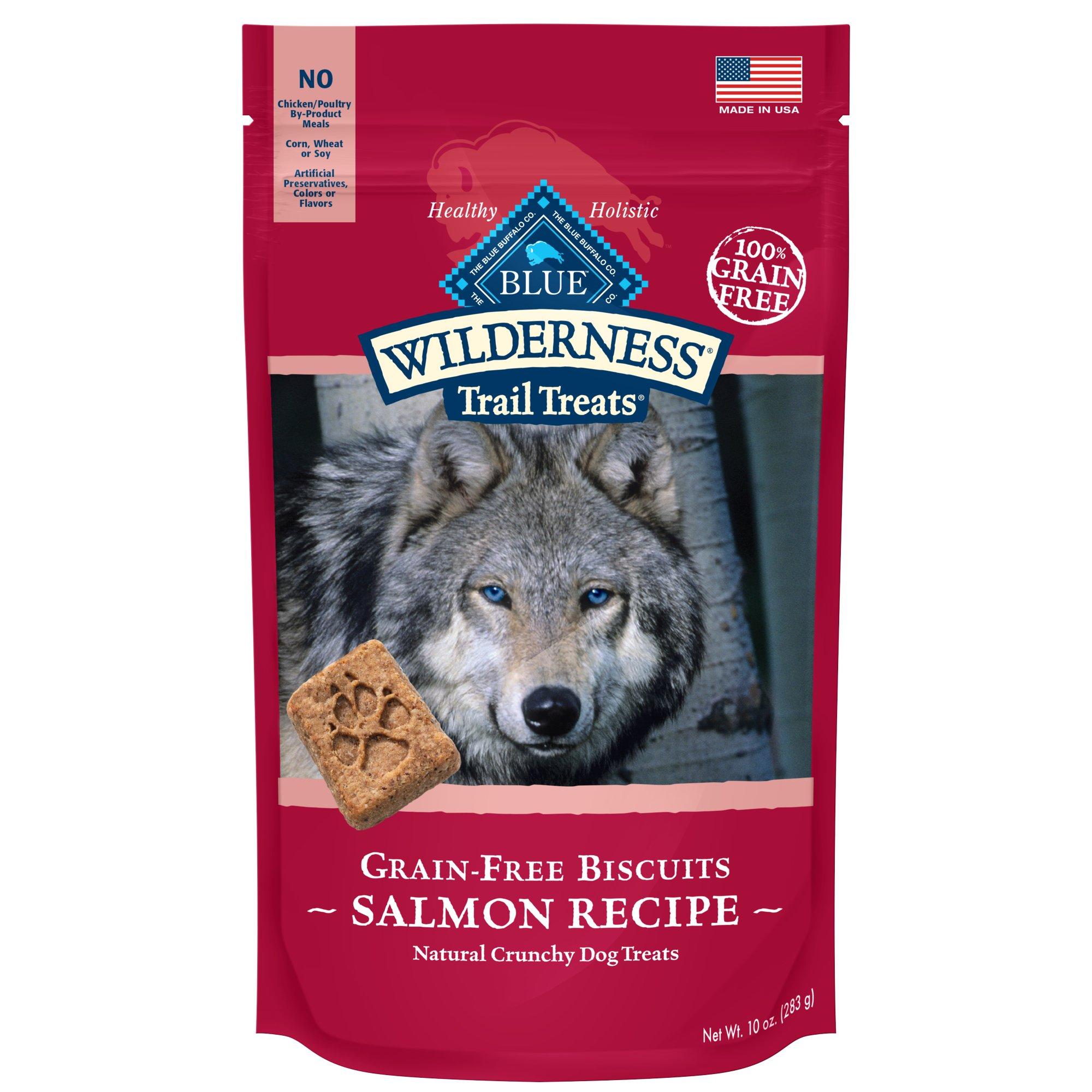 Not All Dogs Are Friendly In 2020 Salmon Dog Treats Dog Treats Grain Free Blue Buffalo