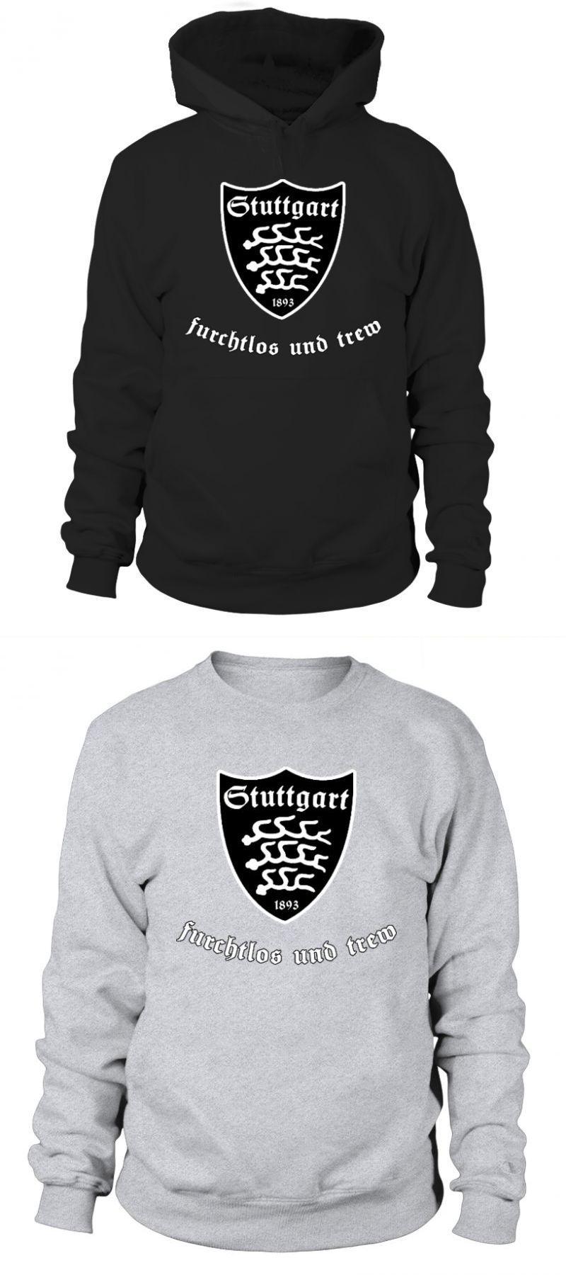 Custom T Shirts For Football Stuttgart Black Edition Harvard