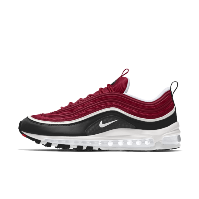 El Calzado personalizado Nike Air Max 97 By You.