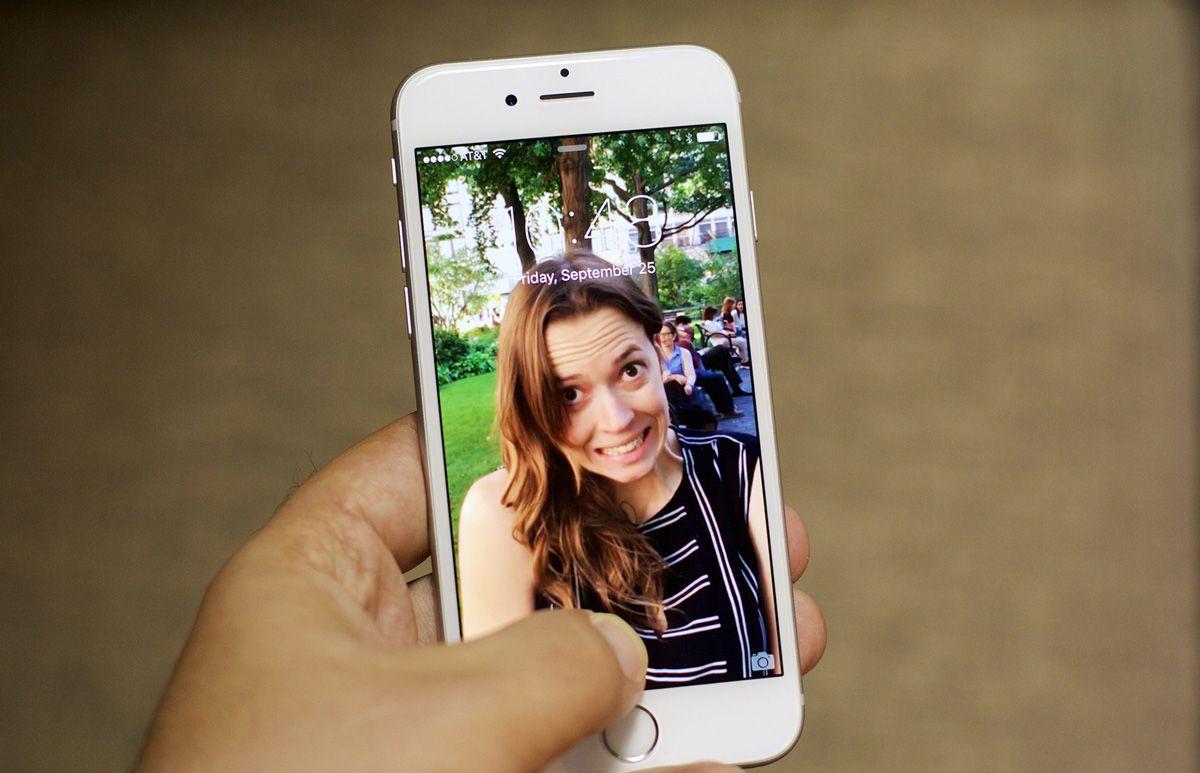 прежде чем как правильно делать живые фото на айфоне положение выпада