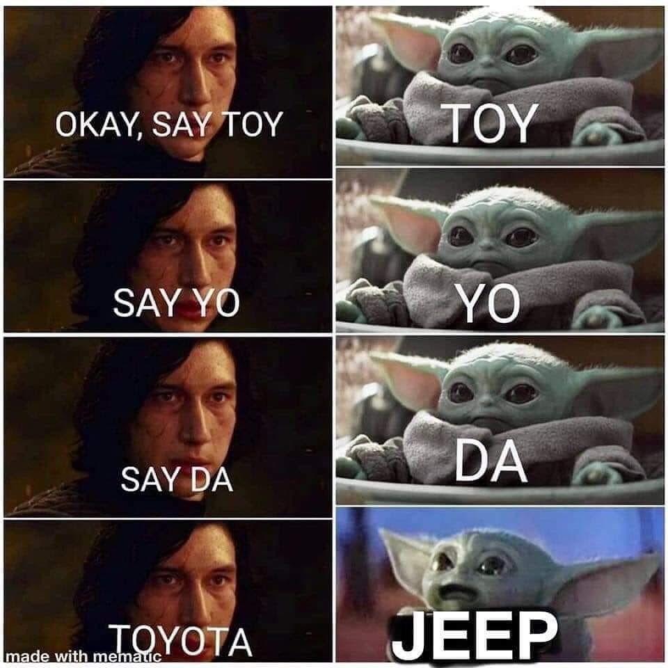 Babyyoda Mando Mandalorian Disney Thisistheway Ihavespoken Starwars Baby Yoda Themandalorian Memes Meme Yoda Funny Funny Star Wars Memes Yoda Meme