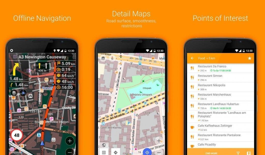 Osmand Navegador Gps Sin Internet Gratis Para Android Y Iphone Iphone Android Internet