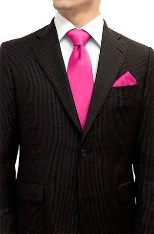 Tie & Pocket Square Set - Textured in 2019 | men suits ...