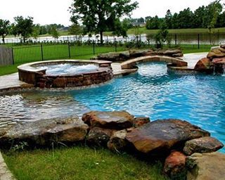 Signature Pools Texas on Instagram: If you could change one thing about your backyard what...