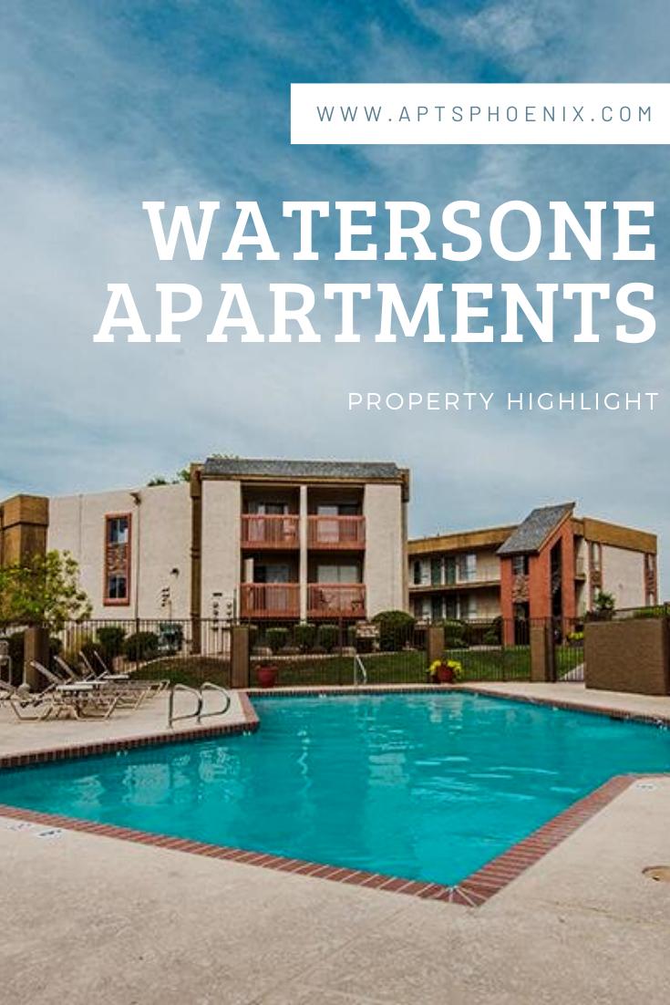 Waterstone Apartments in Phoenix, Arizona in 2020 ...