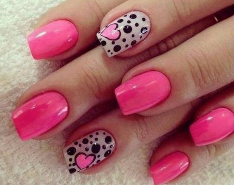 Latest Summer Nail Art Designs For Short Nails 2014-2015 | nails ...