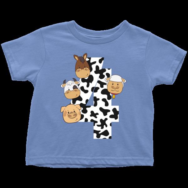 Barnyard Kids T Shirt 4