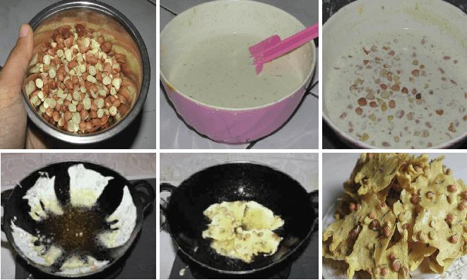 Resep Masakan Indonesia Cara Membuat Peyek Kacang Yang Renyah Dan Gurih Enak Dan Paling Disukai Ibu Ibu Ya Rempeyek Kacang Masakan Indonesia Makanan Kacang