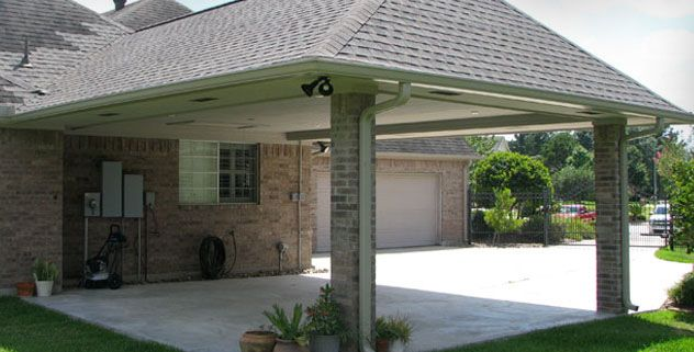 Houston Carport Installation Carport Designs Carport Carport Addition