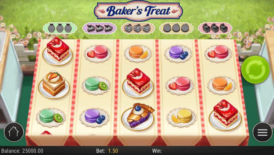 New BakerS Treat Slot From PlayN GO Casinos