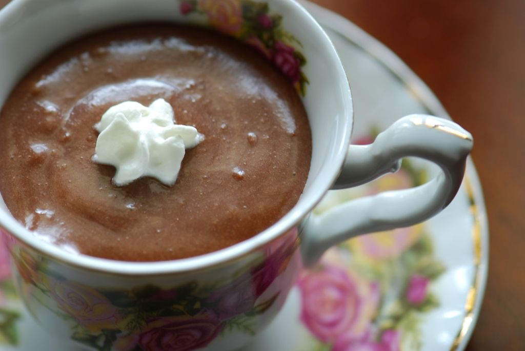 Coffee and Cardamon chocolate mousse   Mousse, Creme, Custard and Pana ...