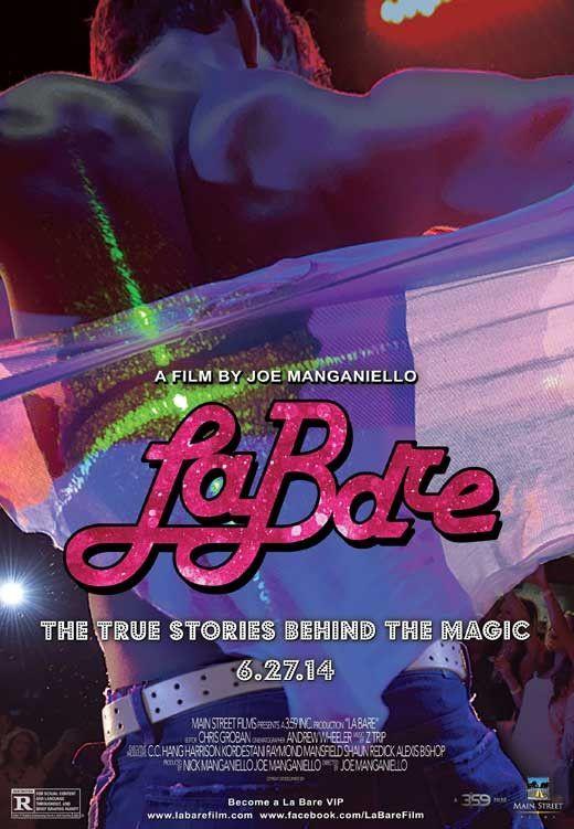 La Bare 11x17 Movie Poster (2014)
