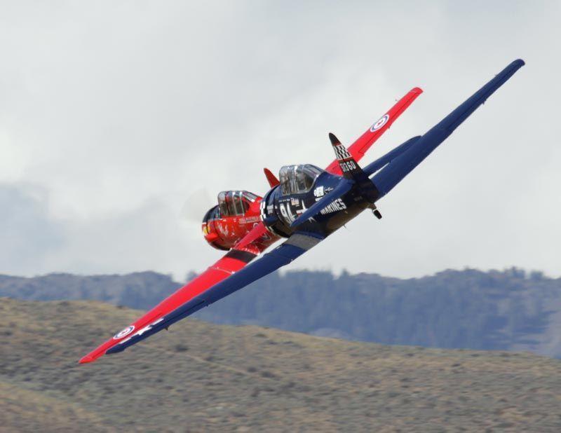 AT-6 ay Reno 2012
