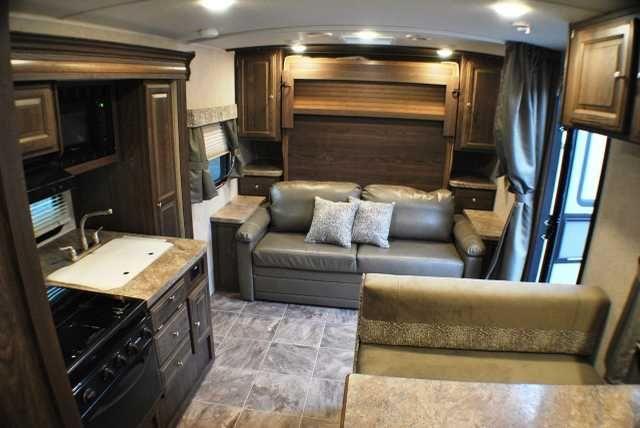 2016 New Forest River ROCKWOOD MINI LITE 2304KS Travel Trailer In Pennsylvania PARecreational Vehicle