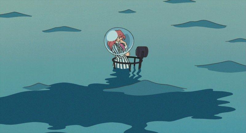 Ponyo 2008 Animation Screencaps In 2020 Ponyo Animation Goldfish