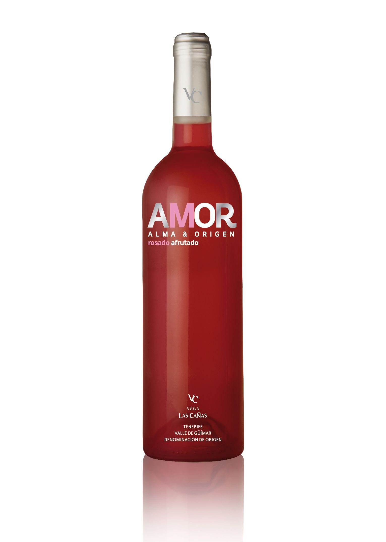 Vega Las Canas Rosado Amor D O Valle De Guimar Vinosdetenerife Vinos Rosa Amor Degustaciones