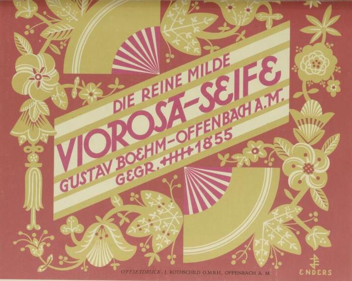 Enders, Viorosa Seife, 1927