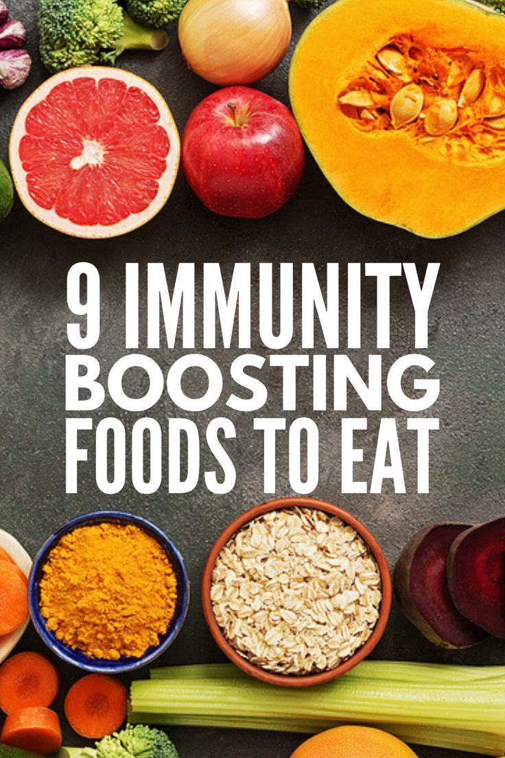 30 Immunity Boosting Foods and Drinks to Keep You Healthy