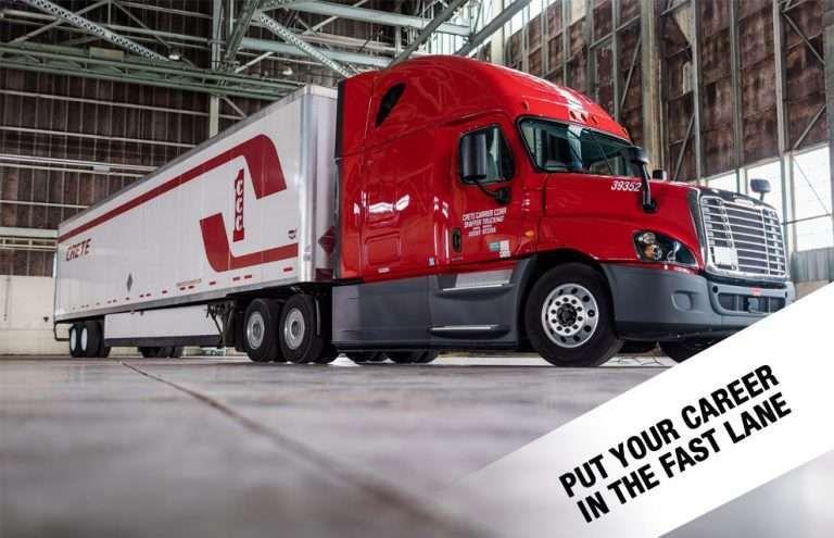 Truck Driving Job Crete Carrier en 2020 Negocios para
