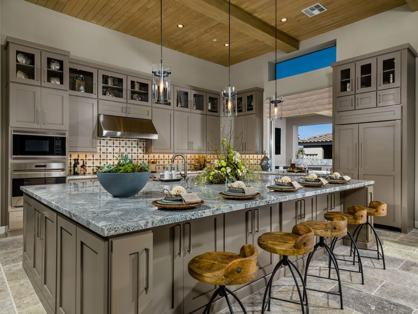 Toll Brothers Sandhaven Kitchen Sienna Plantation Missouri