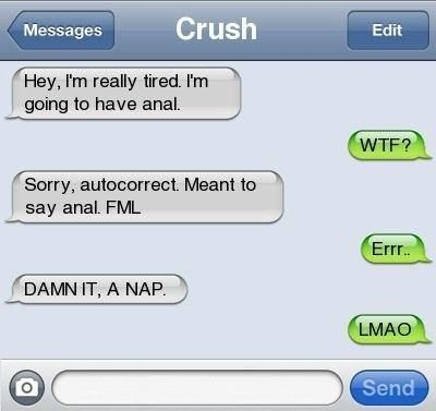 23 Unintentionally Dirty Autocorrect Mistakes