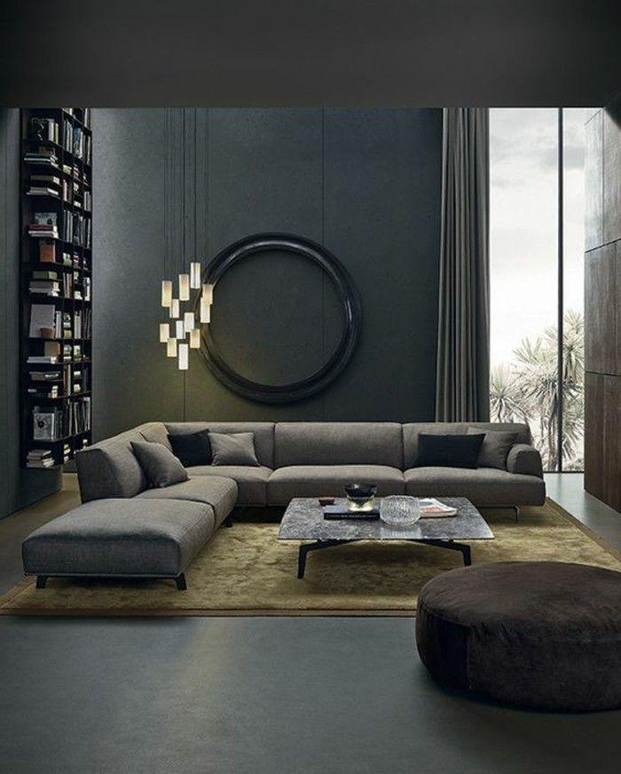 comment incorporer la couleur gr ge id es en photos pinterest couleur grege couleur gris. Black Bedroom Furniture Sets. Home Design Ideas