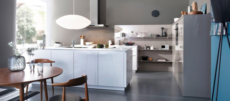 Handle-less kitchens › Kitchen › Kitchen | LEICHT – Modern kitchen ...