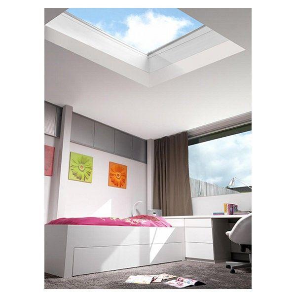 Fen tre pour toit plat avec costi re pr t poser - Fenetre de toit plat ...