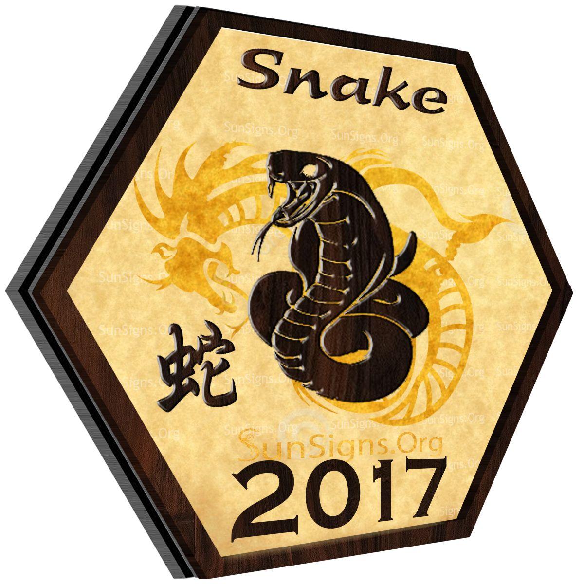 Snake Horoscope 2017 Predictions Sun Signs