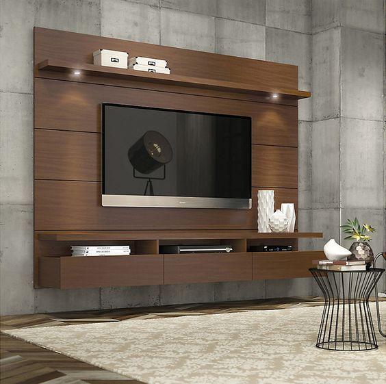 60+ TV Unit Design Inspiration | Pinterest | Tv units, TVs and ...