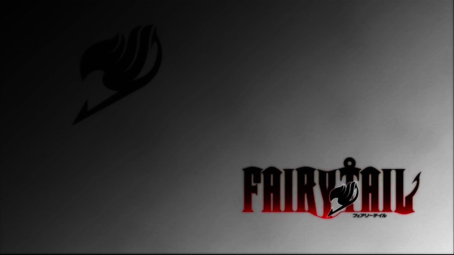 Fairy Tail Logo Wallpaper Hd Wallpapers Pinterest Wallpaper