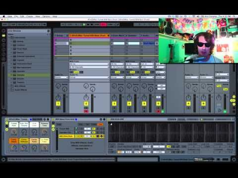 How to Create a Tuned 808 Bass Drum in Ableton Live [Free