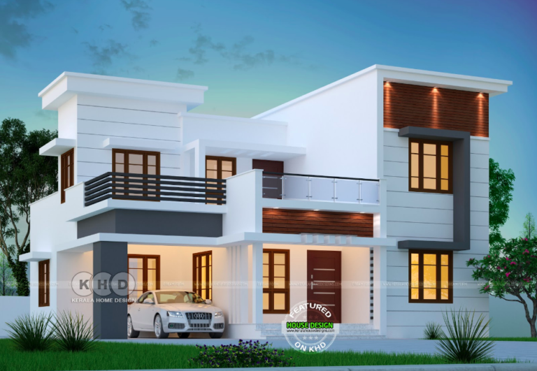Spectacular Modern Residential Villa Concepts By Dream Form Amazing Architecture Magazine Kerala House Design Modern House Design Residential House