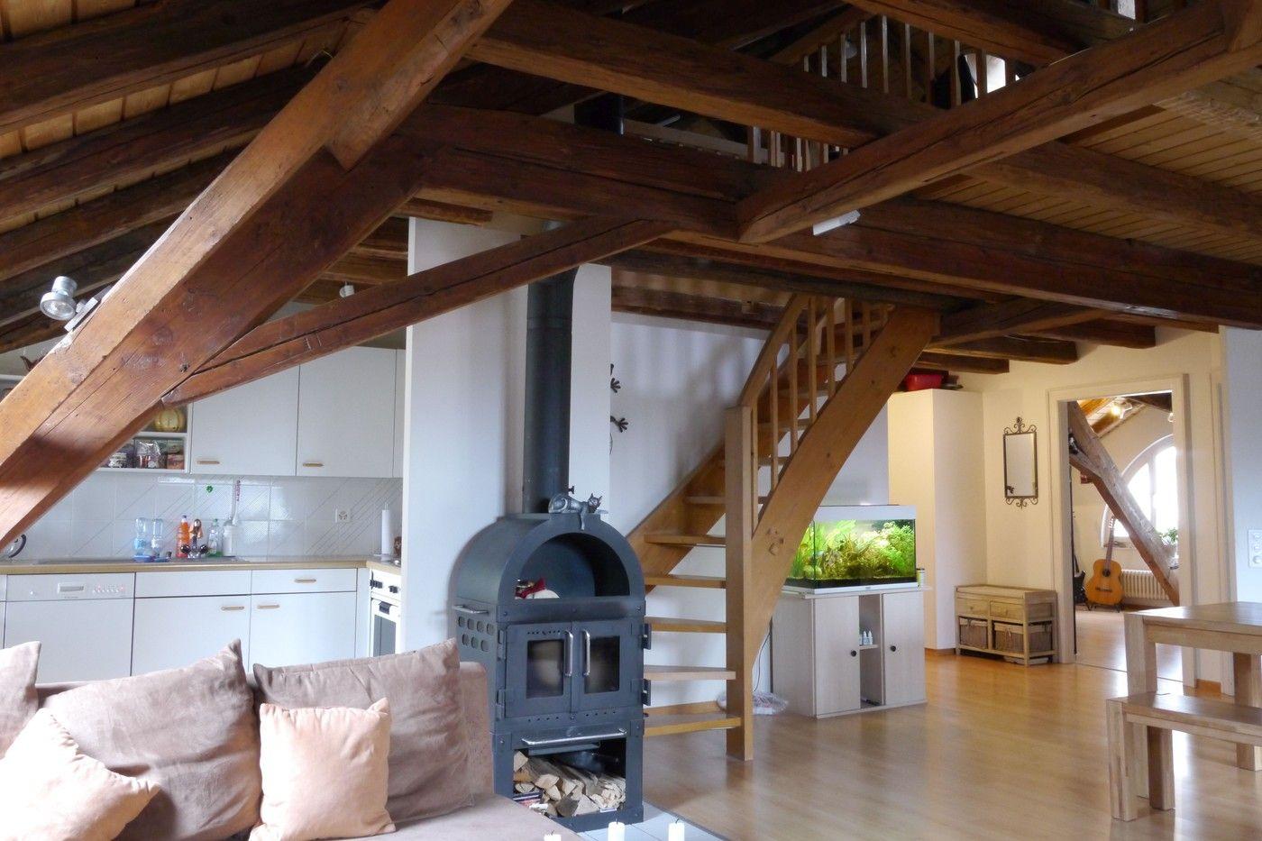 Stilvolle 3 5 Zimmer Wohnung In Frauenfeld Zu Vermieten Https Flatfox Ch De 5375 Utm Source Pinterest Utm Medium Wohnung Zimmer