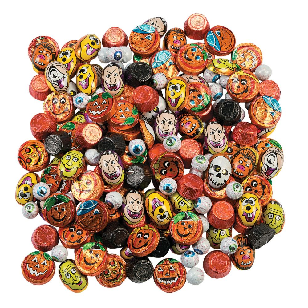 Halloween Chocolate Assortment Halloween chocolate