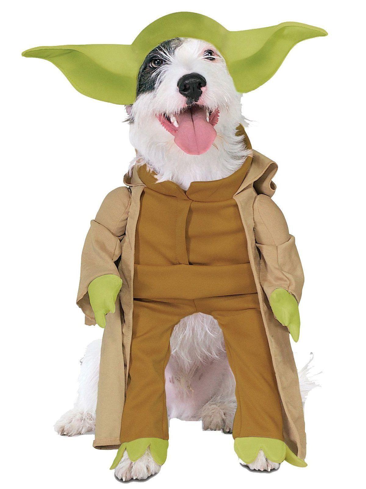 Star wars yoda pet costume large bonanzaus top costume ideas