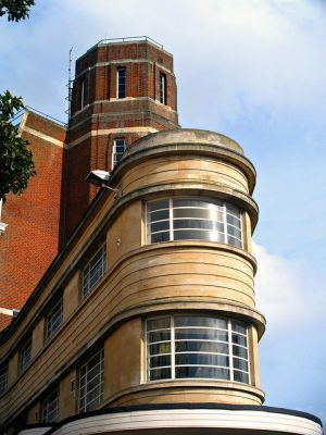 Architecture: Beaux Arts and Art Deco style   Streamline moderne