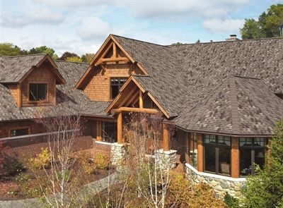 Best Gaf Grand Canyon Mission Brown Roof Colors Roof 400 x 300