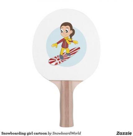 47+ ideas sport girl cartoon snowboarding #sport