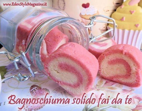 Bagno bicarbonato ~ Bagnoschiuma solido fai da te spumante da bagno a forma di