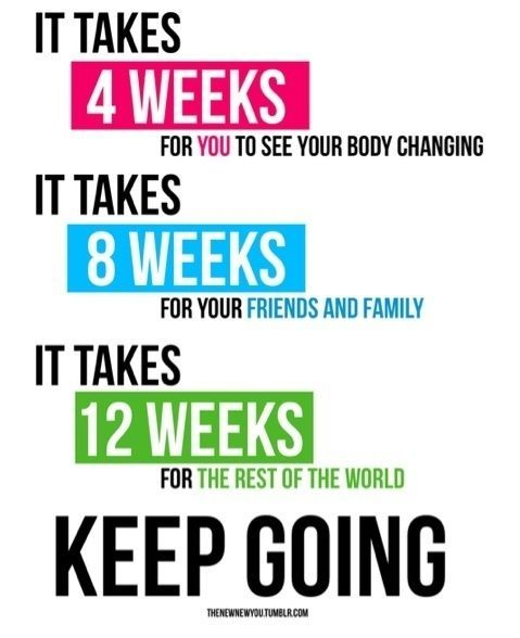 Total Body Transformation Program - Easy to Follow 12-Week ...