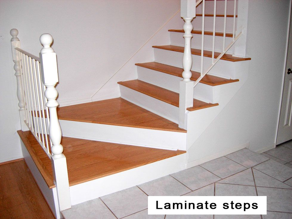 Superb Laminate Flooring With Shoe Molding On Stairs   Google Search
