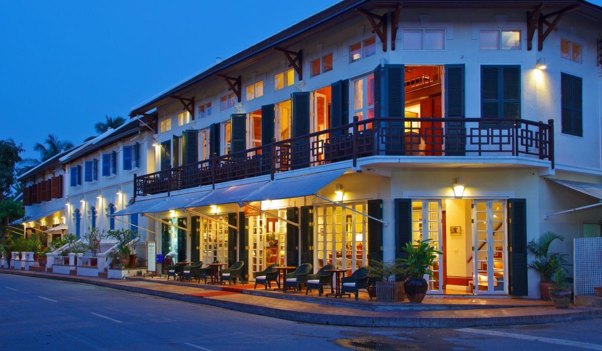 Luang Prabang Hotel | The BelleRive Boutique Hotel Luang Prabang | Laos