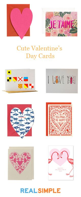 A few of our favorite Valentine's Day cards.