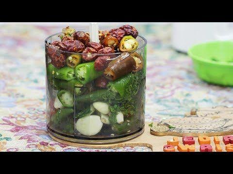 طريقة عمل معبوج الفلفل 50 Youtube Spices Desserts Sauce